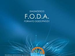 Diagnóstico FODA