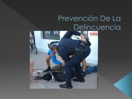 Prevención De La Delincuencia - proyect-8