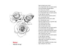 Rosas, Rikardo Arregi