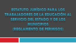 Reglamento de permisos - Delegación D-II-7