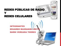 REDES PÚBLICAS DE RADIO