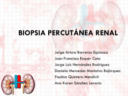 5-Biopsia renal