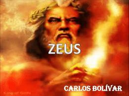 ZEUS-Carlos Bolivar