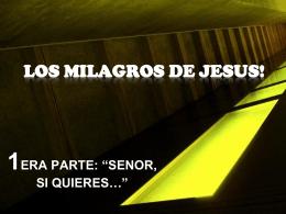 senor, si quieres