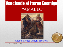 Venciendo al Eterno Enemigo