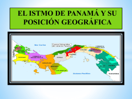 File - el istmo de panamá y su posición geográfica