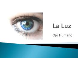 La Luz_ ojo humano