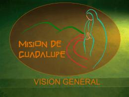 MISION DE GUADALUPE - Misión de Guadalupe