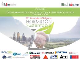 Presentación PPT 3 - Hormigón Sustentable