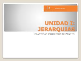 Jerarquías y Subescalafones.ppt