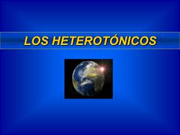Heterotonicos