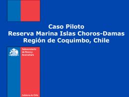 CASO PILOTO CHILE - Islas Choros_Damas 2