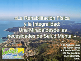 Salud Mental CCR