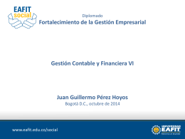 Gestión Contable y Financiera VI