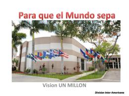 El Salvador - Ministerio Personal y Grupos Pequeños