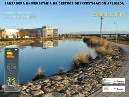 Presentación Castilla y León - Lanzadera universitaria de centros