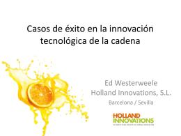 Casos de éxito en la innovación tecnológica de la