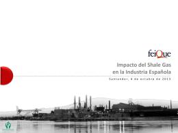 Diapositiva 1 - Shale Gas España