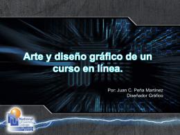Tema 5: Arte y diseño gráfico de un curso en línea.
