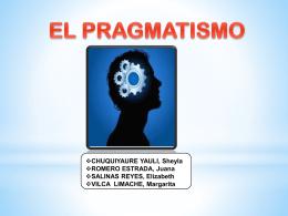 PRAGMATISMO Grupo 2 (388439)