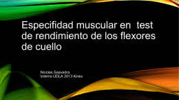 test flexion cervical