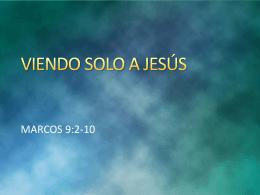 20140205 viendo solo a Jesus