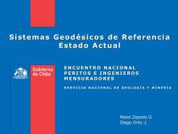 11- Sistemas Geodesicos - Rene Zepeda