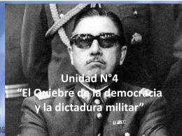 Factores del golpe de Estado