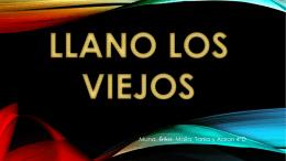 Llano Los Viejos