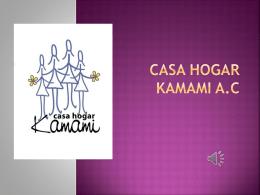 Casa Hogar Kamami A.C
