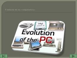 Evolución de las computadoras - TecnologiasInfo10-4
