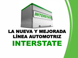 Slide 1 - Interstate Batteries
