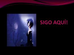 SIGO AQUÍ! - WordPress.com