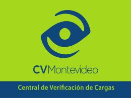 Presentación CV Montevideo