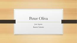 Peter Oliva - Educ 363 Planificación y Diseño Curricular