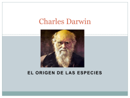 Charles Darwin - WordPress.com
