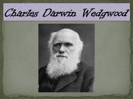 Charles Darwin presentacion