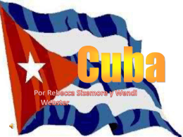 Cuba - yasminjaffe