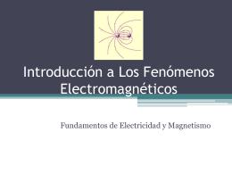 Interacción de partículas debido a campos físicos.