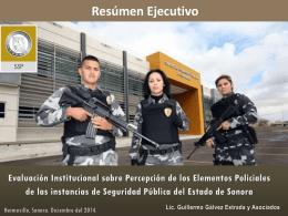 Encuesta 2 - Secretaría de Seguridad Pública