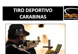 Catálogo Tiro Deportivo