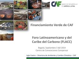 CAF: Banco de desarrollo de América Latina para América Latina