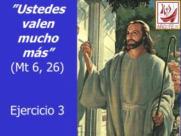 EVC. La Tienda del Encuentro (Ex 33, 7)