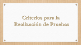 2.5 Criterios - WordPress.com