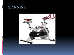 spinning - tras