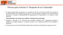 Presentacion COHEP O..