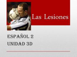 Las Lesiones - meghanmccoun