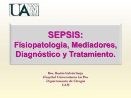 Clase SEPSIS 2013