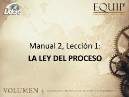 UN ProcesO - UML Venezuela
