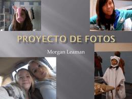 Proyecto de fotos - SpanishI-dwk